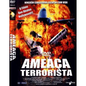 DVD Ameaça Terrorista