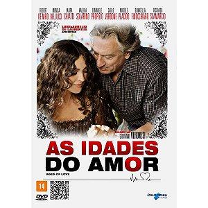 DVD As Idades do Amor - Robert De Niro