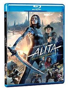 Blu-ray - Alita - Anjo de Combate