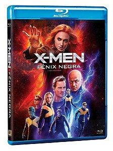 Blu-ray - X-Men - Fênix Negra