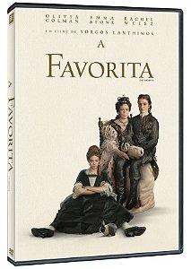 Dvd A Favorita - Emma Stone