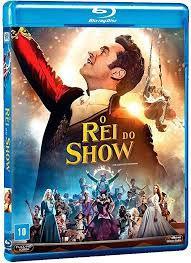 Blu-Ray - O Rei do Show - Hugh Jackman - PRE VENDA 16/09/20