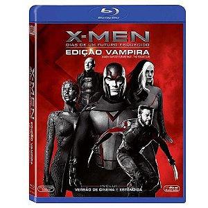 Blu-Ray - X-Men: Dias de um Futuro Esquecido - Edição Vampira