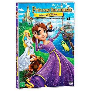 DVD Princesa Encantada - Princesa e Pirata