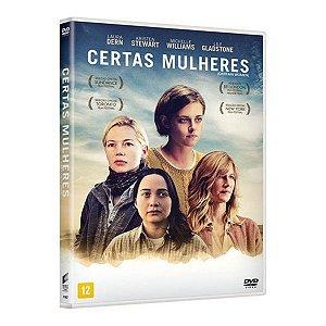 DVD  Certas Mulheres - Kristen Stewart
