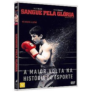 DVD - Sangue Pela Glória