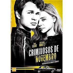 DVD - Criminosos De Novembro