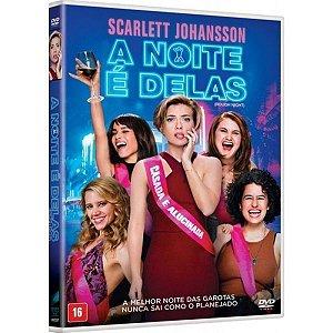 Dvd A Noite É Delas - Scarlett Johansson