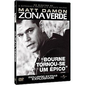 Dvd Zona Verde - Matt Damon