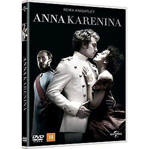 DVD Anna Karenina - Keira Knightley