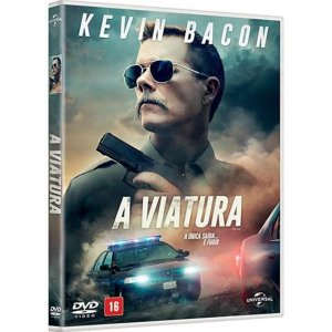 DVD - A Viatura - Kevin Bacon