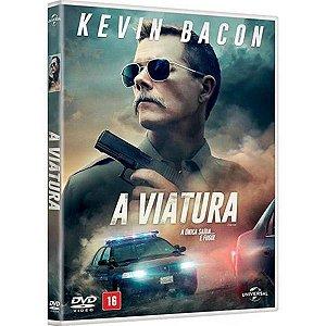 DVD - A Viatura - Kevin Bacon