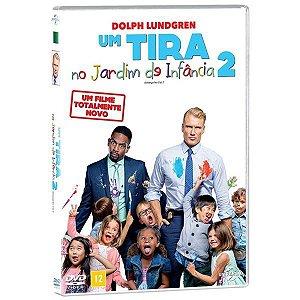 DVD - Um Tira no Jardim de Infância 2