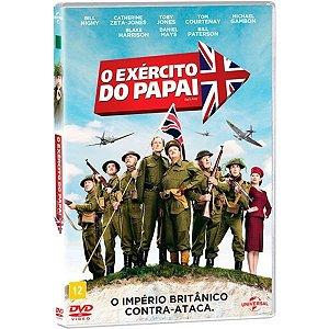 DVD - O Exército Do Papai