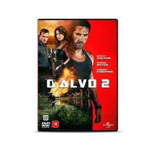 Dvd O Alvo 2 - Scott Adkins