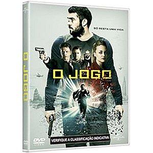 Dvd - O Jogo