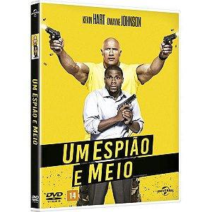 DVD Um Espiao E Meio - Dwayne Johnson