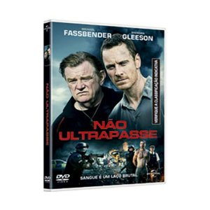 Dvd Não Ultrapasse - Michael Fassbender