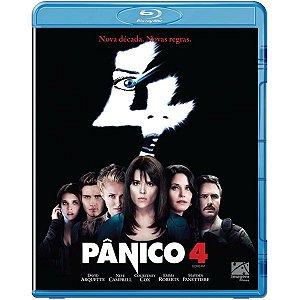 Blu-Ray Panico 4 - Neve Campbell