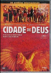 DVD Cidade de Deus