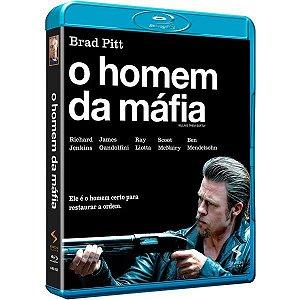 Blu-Ray - O Homem da Máfia - Brad Pitt