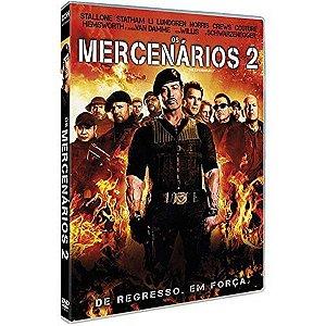 DVD Os Mercenários 2 - Sylvester Stallone