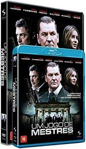 Blu-ray + DVD Um Jogo de Mestres