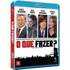 Blu-Ray O Que Fazer? - Robin Williams