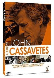 Dvd Box A Arte de John Cassavetes (2 DVDs)
