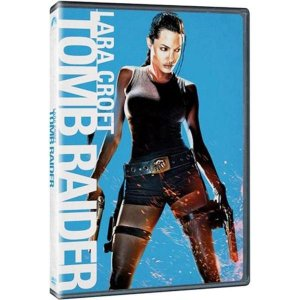 DVD - Lara Croft: Tomb Raider - Angelina Jolie