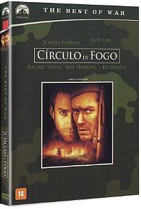 DVD Círculo de Fogo - Jude Law