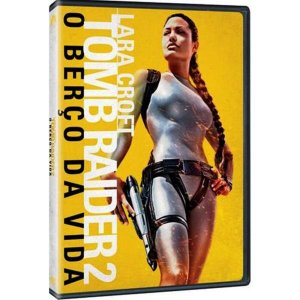 DVD - Lara Croft: Tomb Raider - A Origem Da Vida