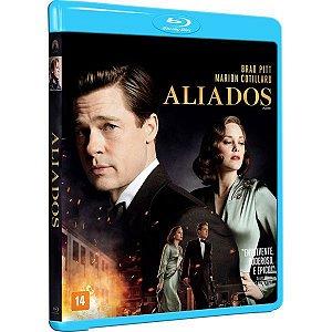 Blu-ray - Aliados - Brad Pitt