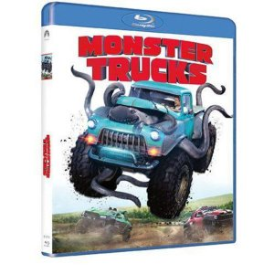 Blu-Ray - Monster Trucks