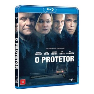 Blu-Ray - O Protetor - Anthony Hopkins