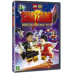 DVD - LEGO DC SHAZAM! MAGIA E MONSTROS