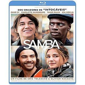 Blu-Ray Samba - Omar Sy