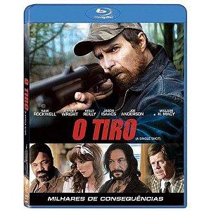 Blu Ray O Tiro - Sam Rockwell