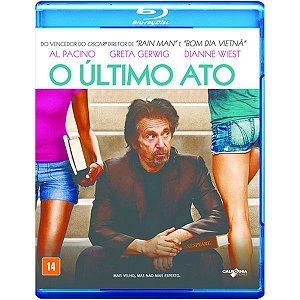 Blu-Ray - O Último Ato - Al Pacino