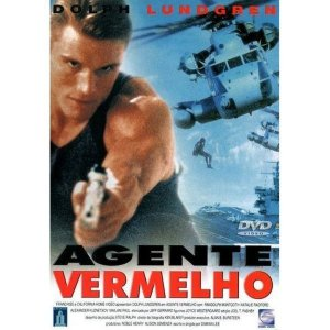 DVD Agente Vermelho - Dolph Lundgren