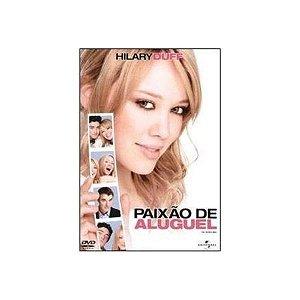 Dvd Paixão de Aluguel - Hilary Duff