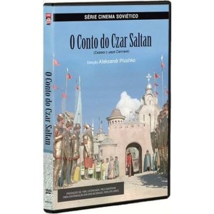 Dvd O Conto do Czar Saltan