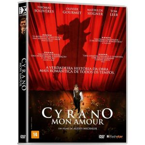 DVD - Cyrano Mon Amour