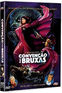 DVD Convenção das Bruxas