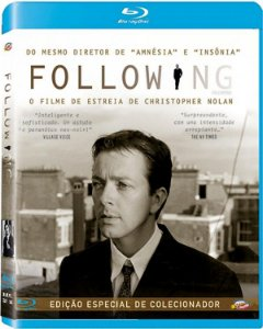 Blu-ray Following - Christopher Nolan pré venda 15/10/20