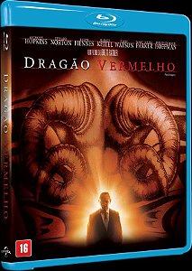Blu-ray Dragão Vermelho - RED DRAGON - (EXCLUSIVO)
