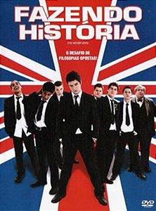 DVD Dvd - Fazendo História - O Desafio De Filosofias Opostas!