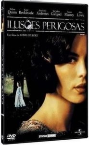 Dvd ilusões Perigosas - Kate Beckinsale