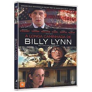 Dvd - A Longa Caminhada De Billy Lynn