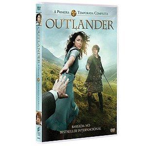 DVD - Outlander: 1ª Temporada Completa (6 Discos)